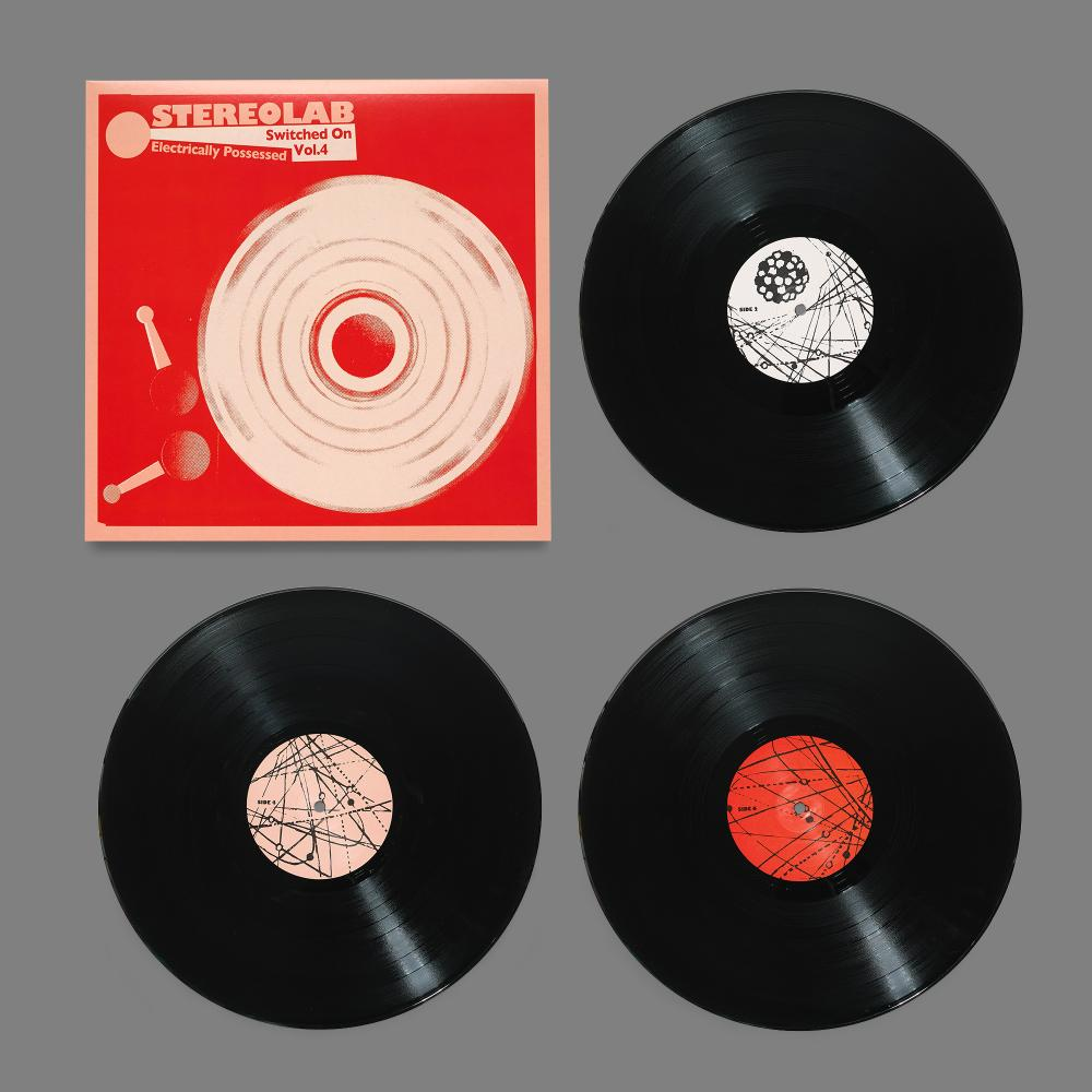 Switched On Vol. 4 - Standard Edition LP