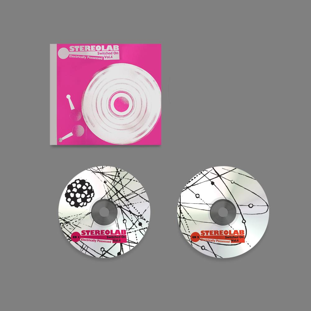 Switched On Vol. 4 - Duophonic Mail Order & Indie Stores Edition CD