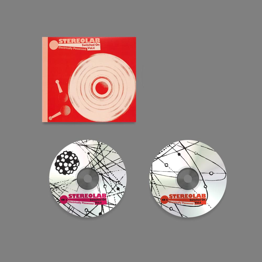 Switched On Vol. 4 - Standard Edition CD